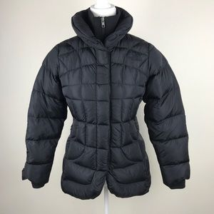 NORTH FACE Broadway Quilted Puffer Down Jacket XS